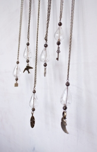 Dawning Necklaces