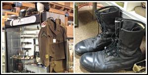Military garb