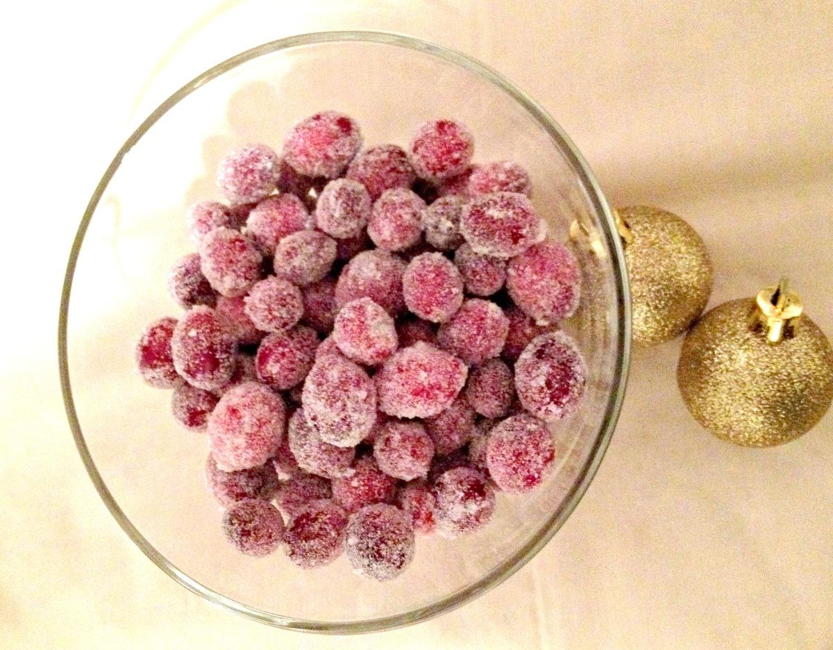 Sparkling Cranberries |