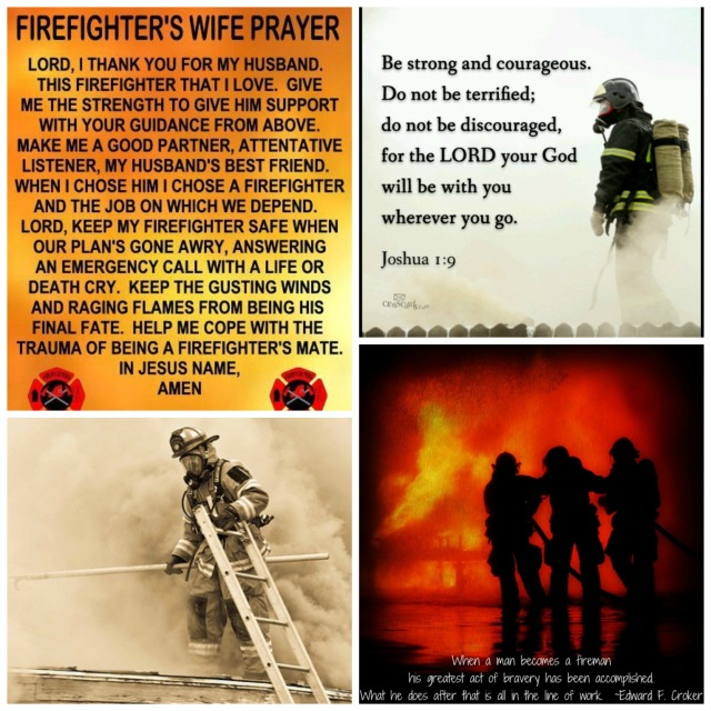 Firefighter Tribute