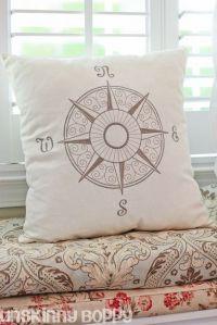 Compass bedding