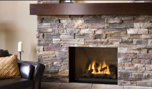 Fireplace for family room