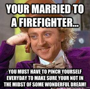 Married A Firefighter