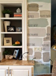 Neutral paint colours LOVE