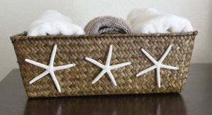 Starfish basket