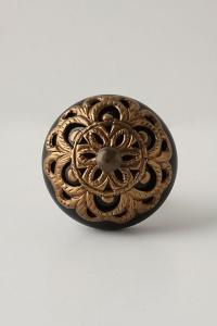 Vintage knob