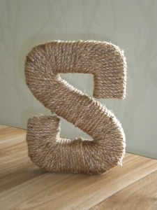 Twine letter